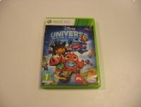 Disney Universe - GRA Xbox 360 - Opole 1188