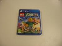 Lego Worlds - GRA Ps4 - Opole 1195