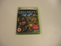 Call of Duty 3 - GRA Xbox 360 - Opole 1201