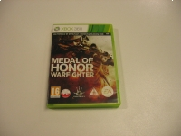 Medal of Honor Warfighter - GRA Xbox 360 - Opole 1203