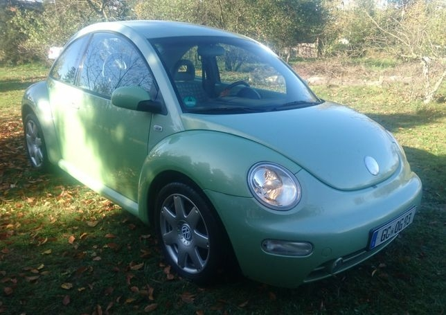 VW New Beetle 1.8T 2001r zamiana