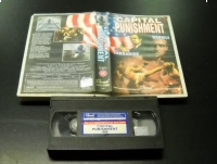 CAPITAL PUNISHMENT - VHS Kaseta Video - Opole 0695