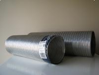Rura aluminiowa, przewód Spiro Flex 125 i 150 Dospel Alufleks (1m, 1,2m, 1,4m)