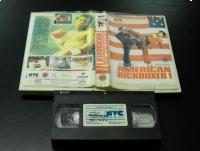 AMERICAN KIKBOXER 1 - VHS Kaseta Video - Opole 0719