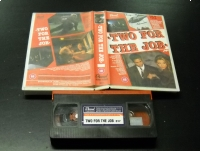 TWO FOR THE JOB - VHS Kaseta Video - Opole 0733