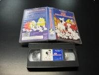 101 DALMATYŃCZYKÓW - VHS Kaseta Video - Opole 0739