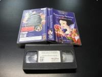 KRÓLEWNA ŚNIEŻKA I SIEDMIU KRASNOLUDKÓW - VHS Kaseta Video - Opole 0741