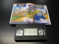 BENJAMIN BLUMCHEN - STRAŻAKIEM - VHS Kaseta Video - Opole 0746