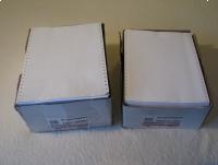 """Papier komputerowy do drukarek igłowych Emerson 240x12"""" 1+0 i 1+1"""