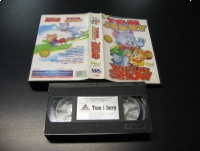 TOM JERRY - WIELKI SHOW - VHS Kaseta Video - Opole 0751
