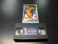 RUDOLF CZERWONONOSY RENIFER - VHS Kaseta Video - Opole 0753