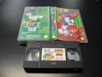 TOM I JERRY - WIELKI SHOW CZ.2 - VHS Kaseta Video - Opole 0758