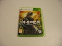 Sniper Ghost Warrior - GRA Xbox 360 - Opole 1231