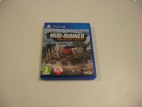 Mud Runner American Wilds - GRA Ps4 - Opole 1234