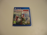 Unravel Yarny Bundle - GRA Ps4 - Opole 1235