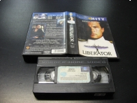 LIBERATOR - STEVEN SEAGAL - VHS Kaseta Video - Opole 0777