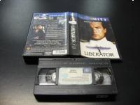 LIBERATOR - STEVEN SEAGAL - VHS Kaseta Video - Opole 0777