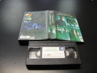 MATRIX REWOLUCJE - KEANU REEVES - VHS Kaseta Video - Opole 0778