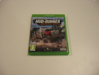Spintires MudRunner MUD RUNNER AMERICAN WILDS - GRA Xbox One - Opole 1238
