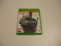 The Witcher 3 Wiedźmin 3 - GRA Xbox One - Opole 1239