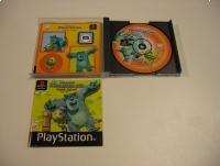 Disney Pixar The Monsters - GRA - PSX PS1 - Opole 1247