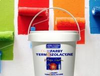 Farby termoizolacyjne IZOLPLUS - Ocieplanie bez styropianu