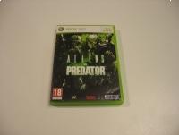 Aliens vs Predator - GRA Xbox 360 - Opole 1255