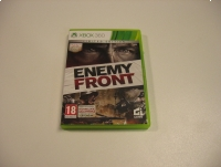 Enemy Front - GRA Xbox 360 - Opole 1256