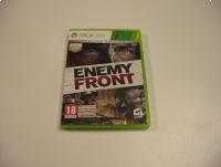 Enemy Front - GRA Xbox 360 - Opole 1256