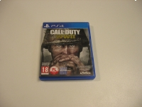 Call of Duty WWII WW2 - GRA Ps4 - Opole 1264