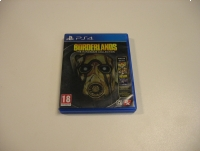 Borderlands The Handsome Collection - GRA Ps4 - Opole 1265