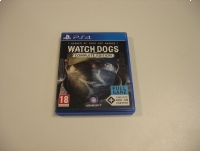 Watch Dogs Complete Edition - GRA Ps4 - Opole 1266