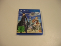 Sword Art Online Hollow Realization - GRA Ps4 - Opole 1271