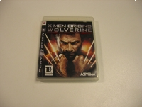 X-Men Origins Wolverine - GRA Ps3 - Opole 1284