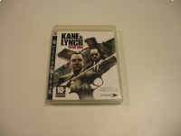 Kane Lynch Dead Men - GRA Ps3 - Opole 1287
