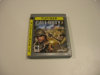 Call of Duty 3 - GRA Ps3 - Opole 1297