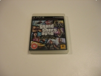 GTA Grand Theft Auto Episodes From Liberty City - GRA Ps3 - Opole 1300