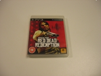 Red Dead Redemption - GRA Ps3 - Opole 1301