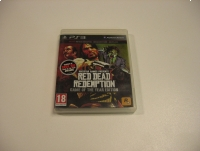 Red Dead Redemption Game of the Year Edition - GRA Ps3 - Opole 1302