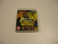 Red Dead Redemption Undead Nightmare - GRA Ps3 - Opole 1303