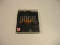 Doom 3 Bfg Edition - GRA Ps3 - Opole 1304