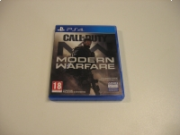 Call of Duty Modern Warfare PL - GRA Ps4 - Opole 1311