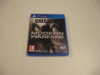 Call of Duty Modern Warfare - GRA Ps4 - Opole 1311