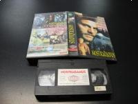 NOSTRADAMUS - RUTGER HAUER - VHS Kaseta Video - Opole 0789