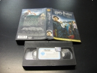 HARRY POTTER I CZARA OGNIA - VHS Kaseta Video - Opole 0799