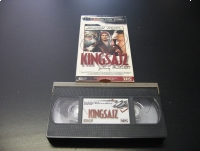KINGSAJZ - JERZY STUHR - VHS Kaseta Video - Opole 0812