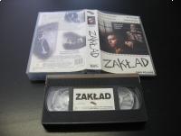 ZAKŁAD - KRZYSZTOF KOLBERGER - VHS Kaseta Video - Opole 0814