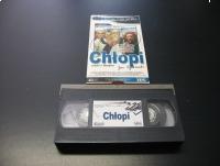 CHŁOPI 1 BORYNA - JAN RYBKOWSKI - VHS Kaseta Video - Opole 0815