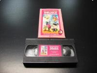 NIEZAPOMNIANE BAJKI NA DOBRANOC - VHS Kaseta Video - Opole 0844