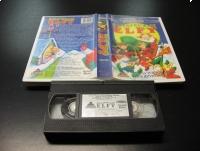 ŚWIĄTECZNE ELFY - VHS Kaseta Video - Opole 0847